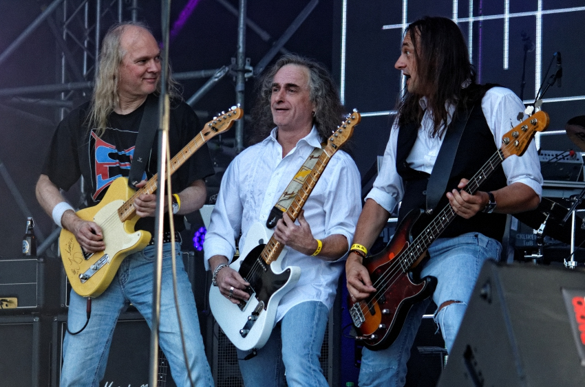 QUO (Status Quo Coverband), KiWo 2016